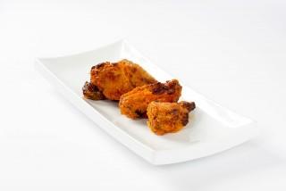 oriental styled chicken wings