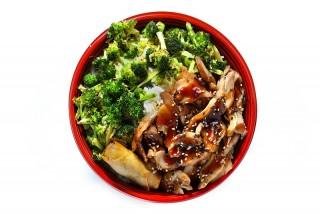 rice bowl combo